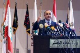 الدفاع اللبناني: الأزمة في البلاد خطيرة وتعيد للأذهان بدايات الحرب الأهلية