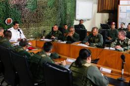 نائب الرئيس الأمريكي يدعو الجيش الفنزويلي للتخلي عن دعم مادورو