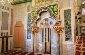 محاريب المسجد الأقصى