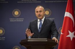 تشاووش أوغلو: تركيا أحبطت مشروعا إسرائيليا لتأسيس دويلة شمالي سورية