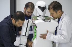 أول مصنع تركي للروبوتات الشبيهة بالإنسان