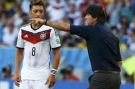 مدير أعمال مدرب ألمانيا: لوف يحلل واقعة أوزيل وسيعقب عليها قريبًا