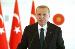 أردوغان يوجه رسالة للمسلمين.. ماذا قال؟