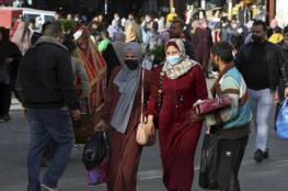 غزة: 6 وفيات و373 إصابة بكورونا خلال 24 ساعة