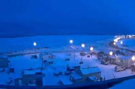 مدينة في ألاسكا الشمالية لن ترى الشمس لمدة 65 يوماً