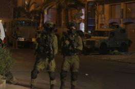 الاحتلال يطلق النار تجاه مركبة على مدخل سلواد شرقي رام الله