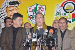 رباح لشهاب: وفد من مركزية فتح لغزة والإجراءات سترفع فور بدء الحكومة عملها