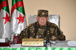 رئيس الأركان الجزائري: الجيش سيبقى ممسكا بمكسب إرساء الأمن والاستقرار