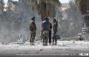 صور من داخل مدينة الباب بريف حلب الشرقي