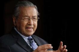 رئيس الوزراء الماليزي: علينا كسب العالم لوقف إرهاب الإسرائيليين في فلسطين
