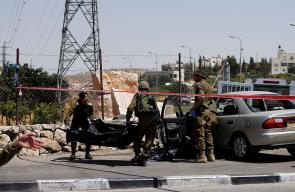 استشهاد فلسطيني وإصابة جنديين إسرائيليين في عملية دهس بالخليل