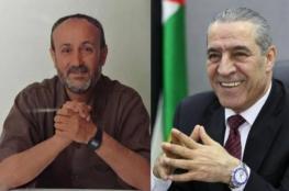 حسين الشيخ: زرت مروان البرغوثي حاملا رسالة من عباس ومركزية فتح