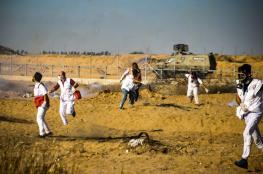 انتهاكات بالغة ارتكبتها قوات الاحتلال شرقي قطاع غزة