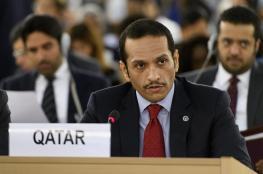 قطر تطالب بوقف الاستهتار بأرواح المدنيين في سوريا