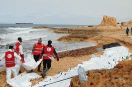 50 لاجئا فلسطينيا قضوا غرقا على طرق الهجرة من سوريا