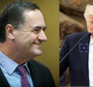 يسرائيل-كاتس-يشكر-ترامب-على-قرار-نقل-السفارة-الأمريكية-الى-القدس