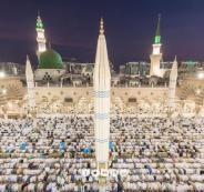 فتح-المسجد-النبوي