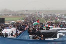 الاحتلال يعزز قواته على حدود غزة للتصدي لميلونية العودة