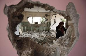 قوات الاحتلال تهدم منزل عائلة الأسير عمر العبد منفذ عملية حلميش في قرية كوبر شمال رام الله
