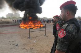 اتلاف مواد مخدرة قيمتها مليون دولار وأحكام بحبس تجار مخدرات في غزة