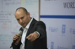 وزير إسرائيلي: لن تقوم دولة فلسطينية إلا في غزة, والقدس بكاملها لنا ولا تنازل