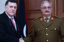 السراج: اتفقت مع حفتر على إجراء الانتخابات قبل نهاية 2019