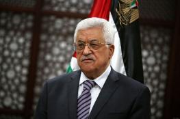عباس: نرفض كل أشكال التصعيد مع الأشقاء اللبنانيين