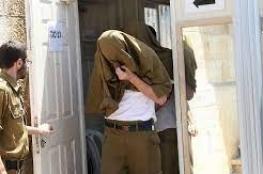 القاء القبض على ضابط إسرائيلي كبير بتهمة قيادته لعصابة سرقة