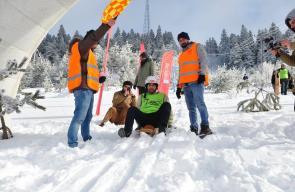 سباق التزلج التقليدي على الثلوج في تركيا