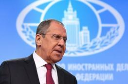 """لافروف: سنبحث """"المنطقة الآمنة"""" المزمعة في سوريا مع الرئيس التركي"""