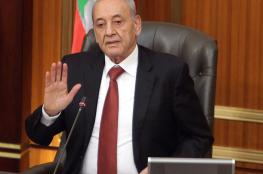 بري: موضوع القرار بشأن العمال الفلسطينيين في لبنان انتهى