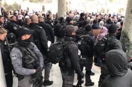 الكسواني: الاحتلال يحاول فرض واقع جديد في الأقصى ونُحمّله مسؤولية التصعيد