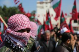 الجبهة الديمقراطية: تأخرنا كثيراً في تشكيل القيادة الوطنية للمقاومة الشعبية