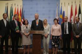 الدول الأوروبية بمجلس الأمن: هدم الخان الأحمر غير قانوني