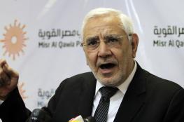 الأمن المصري يعتقل أبو الفتوح
