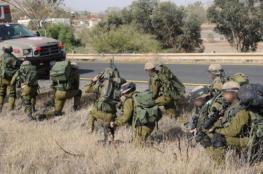 الاحتلال: تدريبات أمنية لسلطة المعابر اليوم