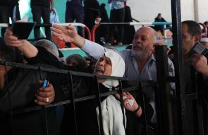 معاناة الفلسطينيين المسافرين عبر معبر رفح