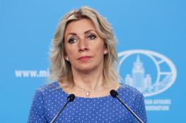 زاخاروفا: التقييمات الأمريكية السلبية لقمّة بوتين بايدن مجرد هراء