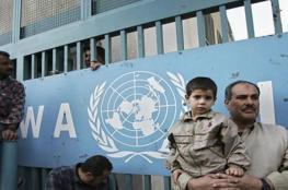 """5.9 ملايين لاجئ فلسطيني مسجلون لدى """"الأونروا"""""""