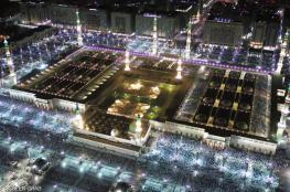 """السعودية توقف الصلوات بالمساجد وتستثني """"الحرمين"""" بسبب كورونا"""