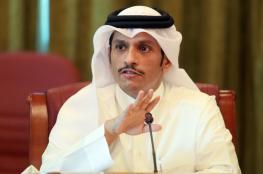 وزير الخارجية القطري يتهم دول الحصار بالإرهاب وأن لديها رغبة في إجبار قطر على التسليم