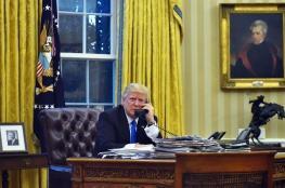 من هو الشخص الذي يتصل به ترامب كل أسبوع؟