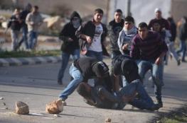 إصابة شاب برصاص الاحتلال قرب حاجز بيت سيرا برام الله