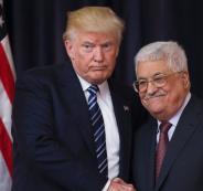 محمود-عباس-دونالد-ترامب