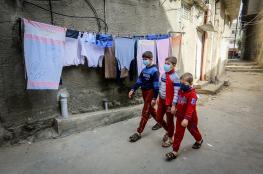 8 وفيات و1292 إصابة جديدة بفيروس كورونا في غزة