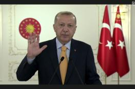 مندوب الاحتلال يغادر القاعة الأممية إثر انتقادات أردوغان