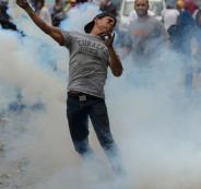 قتلى وجرحى في -أم المظاهرات- في فنزويلا%0A