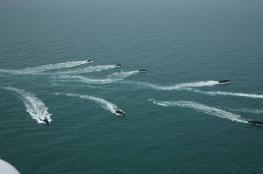 البحرية القطرية والبريطانية تختتم مناورة عسكرية