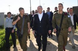 """نتنياهو: الجيش الإسرائيلي يستعد لـ""""هجوم كاسح"""""""