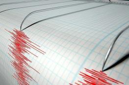 تركيا: زلزال بقوة 5 درجات يضرب منطقة بحر إيجة